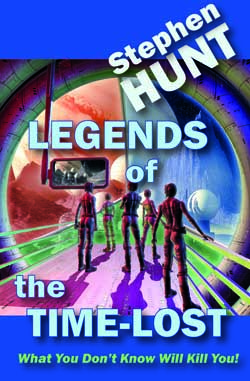 Legends of the Time-Lost