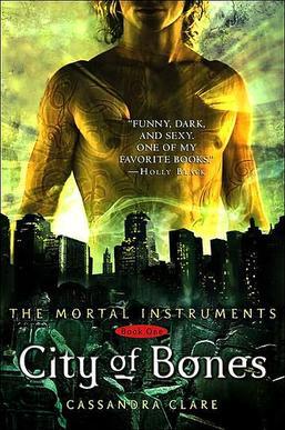 City of Bones (book review, by Iris).