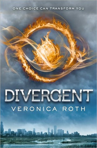 Divergent by Veronica Roth (book review, by Iris).