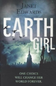 Earth Girl by Janet Edwards (book review).