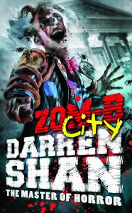 Zom-B City (book 3) by Darren Shan (book review).