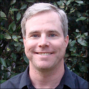 Meet The Martian . . . author Andy Weir.