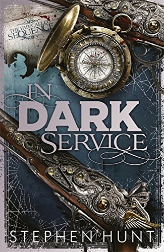 'In Dark Service' - you can vote for it in the Gemmell Awards.