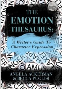 How to write emotion and depth of character.