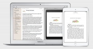 How to format your book using the Vellum software.