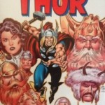 Essential Thor volume 7 by Len Wein and David A Kraft (graphic novel review).