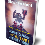 Chance Zapman and the Planet of Deadly Doom (The 2020 novel).