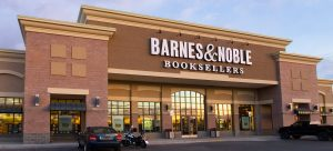 Authors' news: U.S. bookseller Barnes & Noble in trouble?