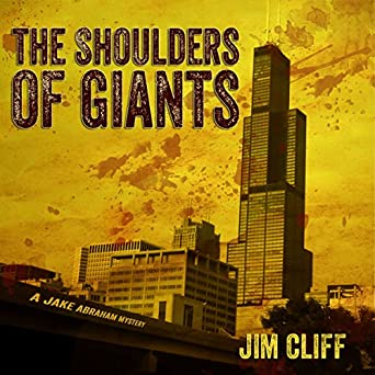 Jim Cliff, crime author, interviewed.