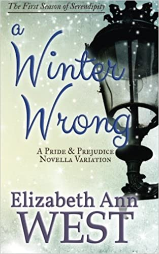 Author Elizabeth Ann West interviewed (audio).